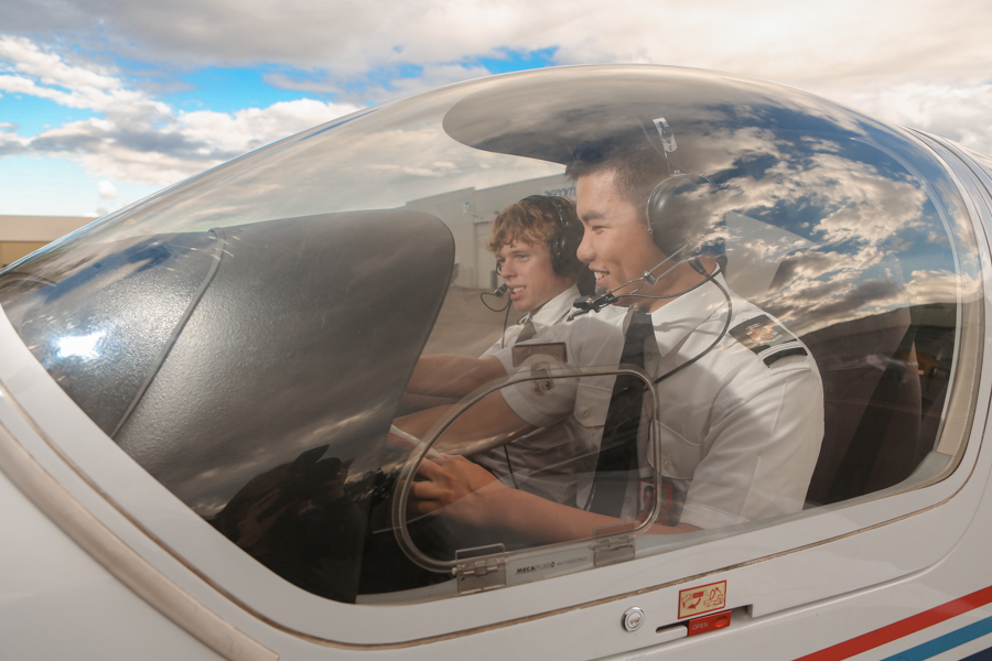 Study with us | School of Aviation